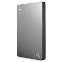 Seagate Backup Plus Slim 1Tb silver
