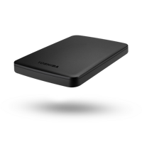 Toshiba Canvio Basics 500Gb black